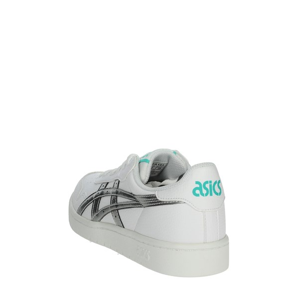 Asics Shoes Sneakers White/Silver 1192A185