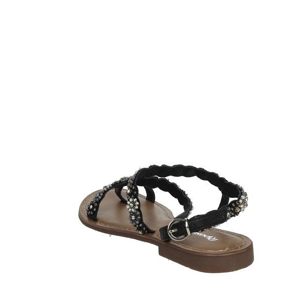 Riposella Shoes Sandals Black C331