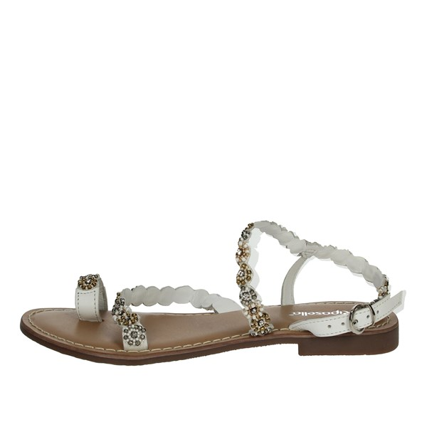 Riposella Shoes Sandals White C330