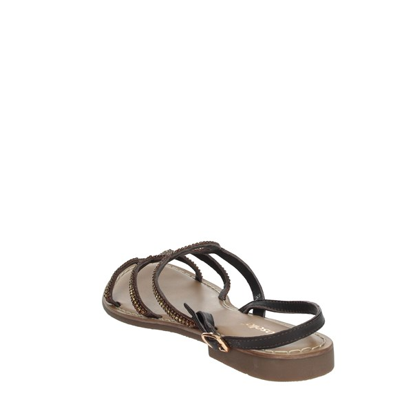 Riposella Shoes Sandals Bronze  C336