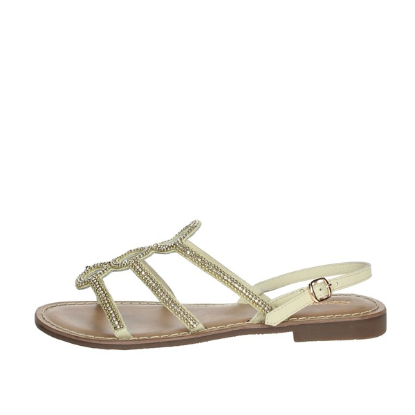 Riposella Shoes Sandals Platinum  C335