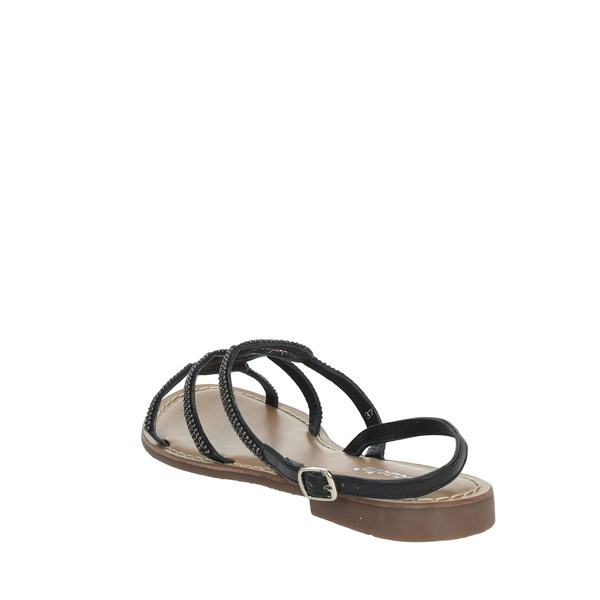 Riposella Shoes Sandals Black C337