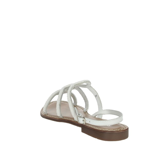 Riposella Shoes Sandals White C338