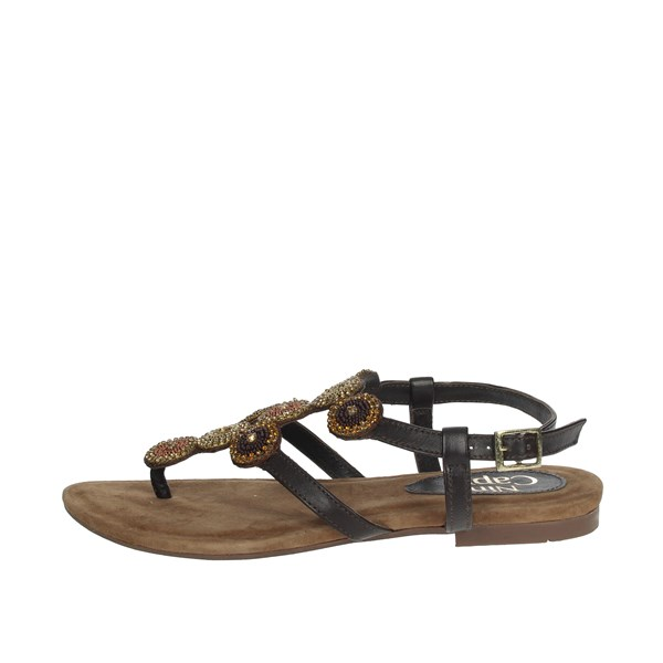 Riposella Shoes Sandals Brown C328