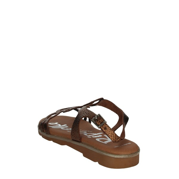 Riposella Shoes Sandals Bronze  C345