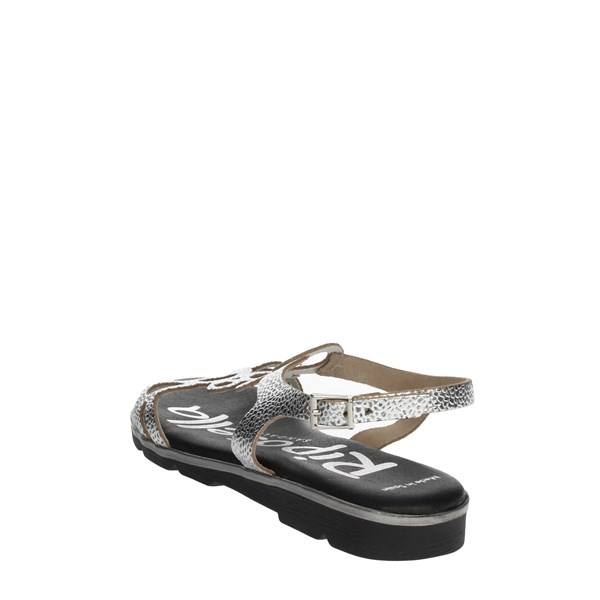 Riposella Shoes Sandals Silver C347