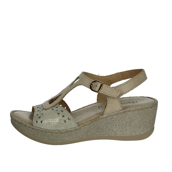 Riposella Shoes Sandals Beige C532