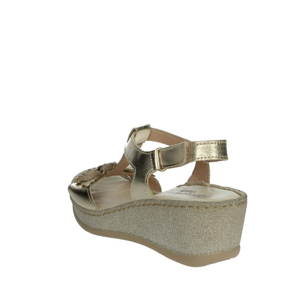 Riposella Shoes Sandals Platinum  C521