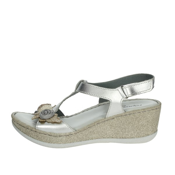 Riposella Shoes Sandals Silver C520