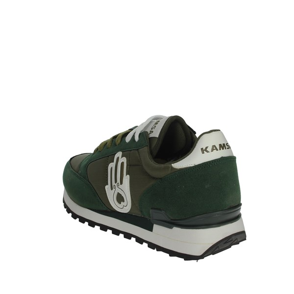 Kamsa Shoes Sneakers Dark Green UKAMSA