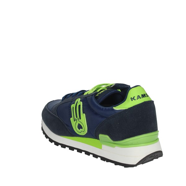 Kamsa Shoes Sneakers Blue DKAMSA