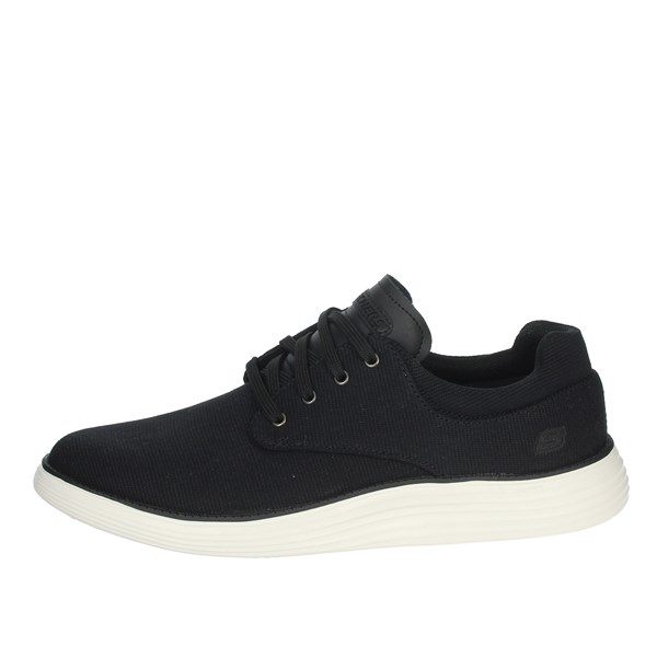 Skechers Shoes Comfort Shoes  Black 204083