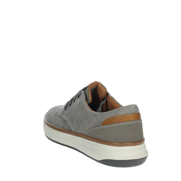 Skechers Shoes Comfort Shoes  Brown Taupe 65981