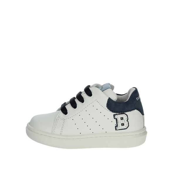 Balducci Shoes Sneakers White/Blue MSPORT3253