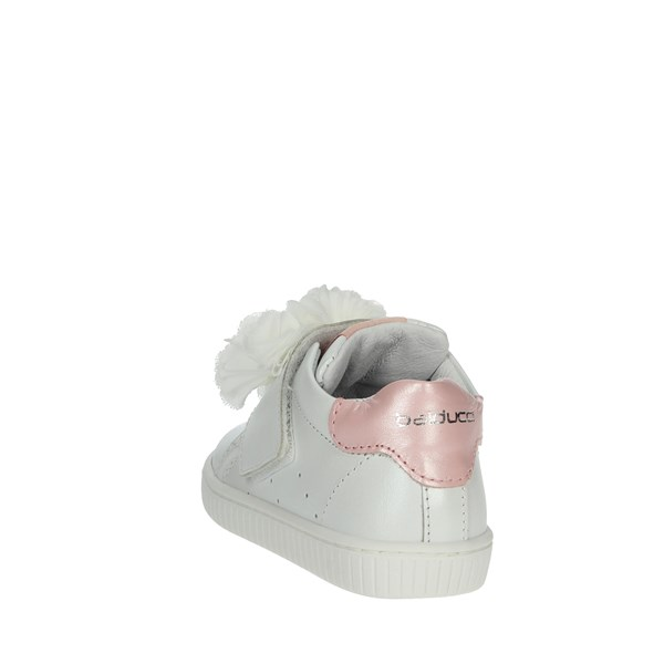 Balducci Shoes Sneakers White/Pink CITA3650