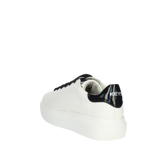 Keys Shoes Sneakers White K-400