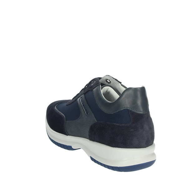 Gino Tagli Shoes Sneakers Blue 099