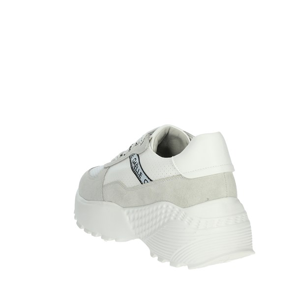 Gaelle Paris Shoes Sneakers White G-220