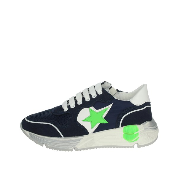 Asso Shoes Sneakers Blue AG-5504