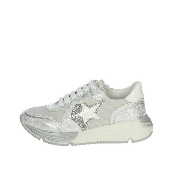 Asso Shoes Sneakers Silver AG-5502
