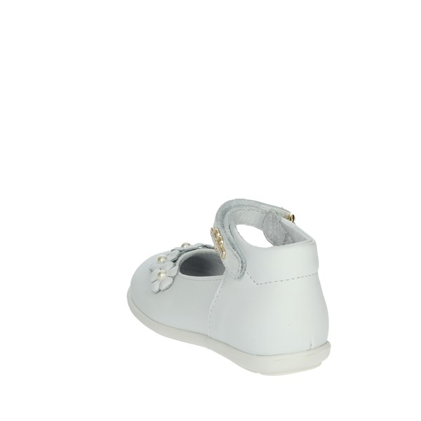 Balducci Shoes Ballet Flats White CITA3853