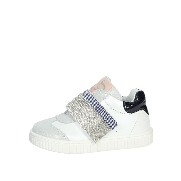 Balducci Shoes Sneakers White/Blue MSPORT3208