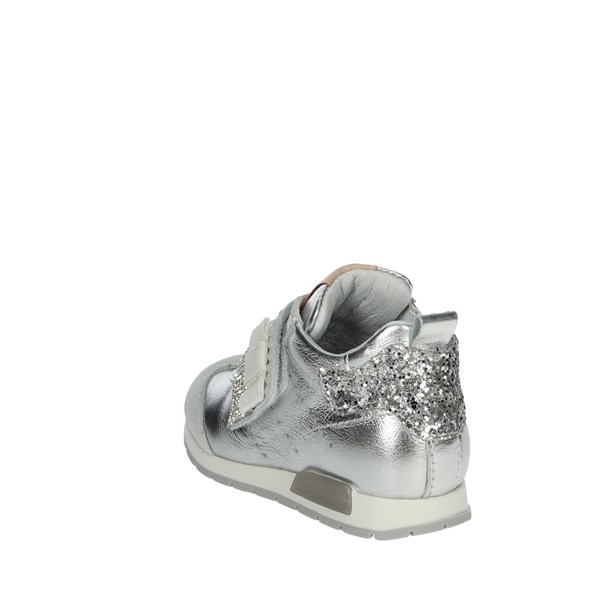 Balducci Shoes Sneakers Silver CSPORT3853