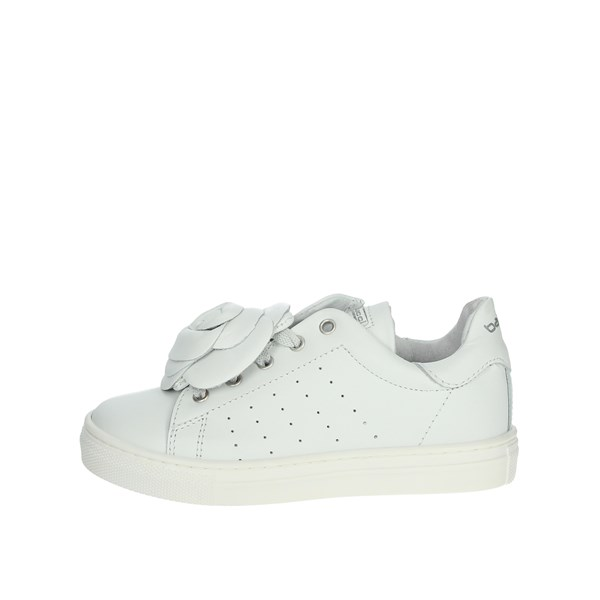 Balducci Shoes Sneakers White BUTTER1576