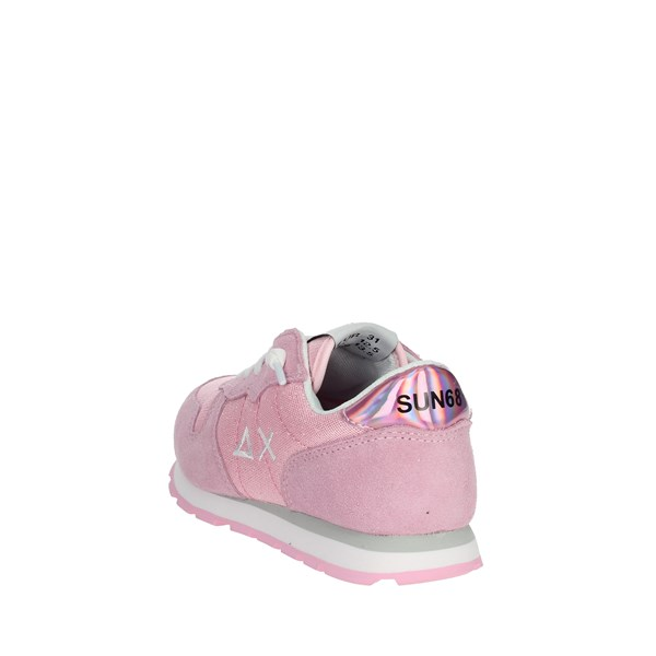 Sun68 Shoes Sneakers Rose Z30403