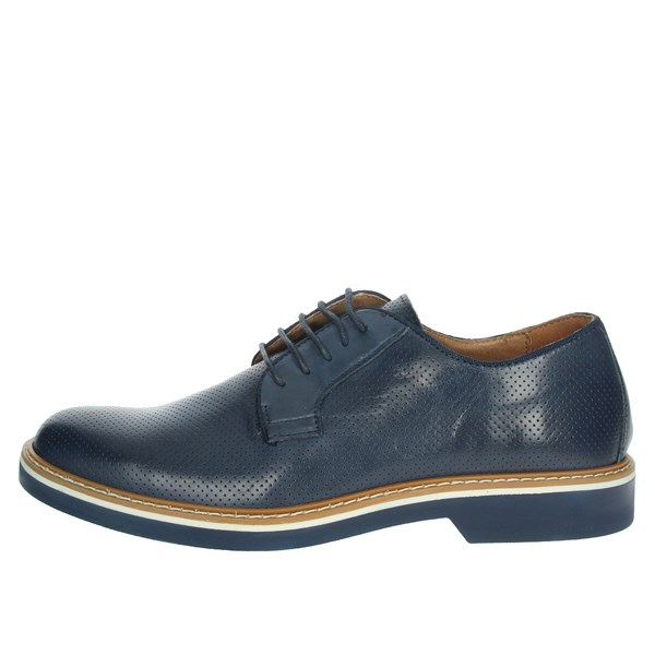 Imac Shoes Brogue Blue 500450