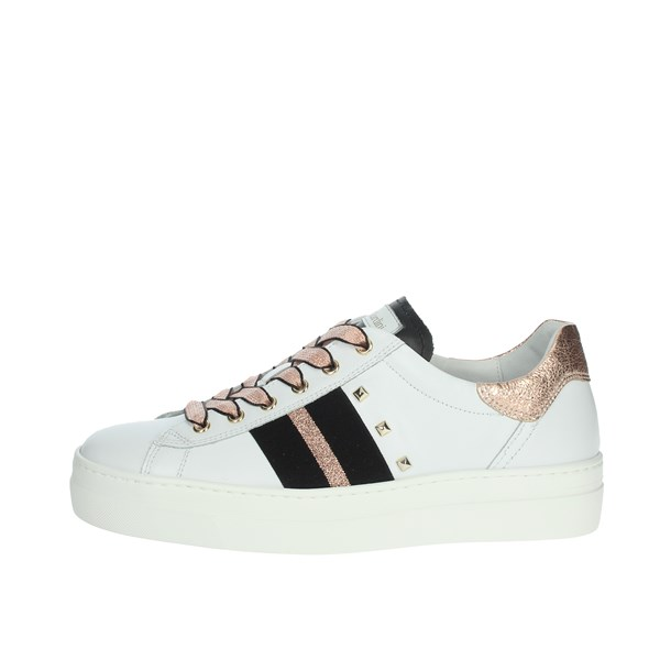 Nero Giardini Shoes Sneakers White E010674D
