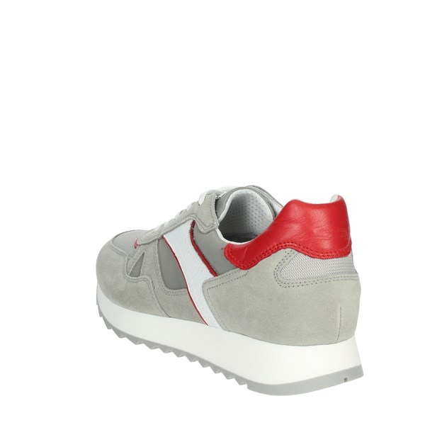 Nero Giardini Shoes Sneakers Grey/Red E001500U