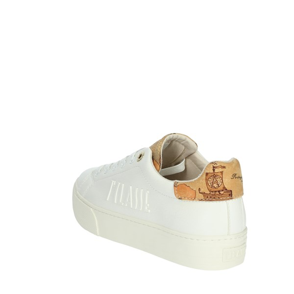 1 Classe Shoes Sneakers White 0546-0208
