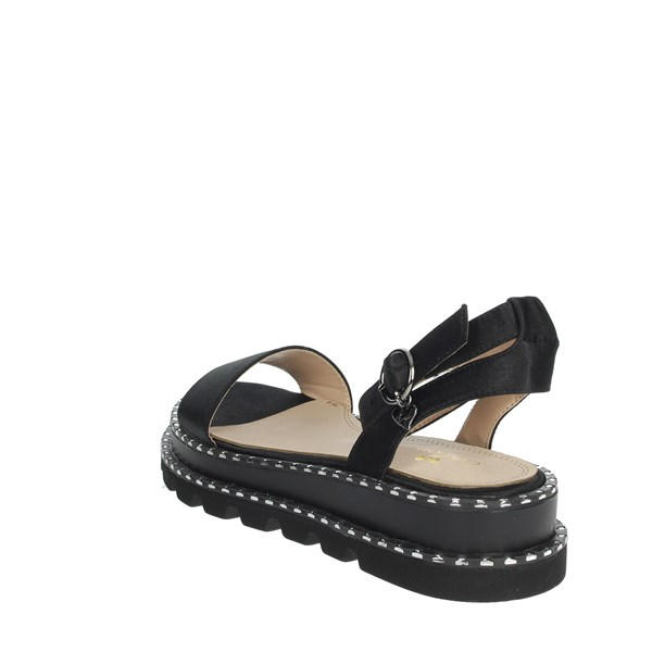 Braccialini Shoes Sandals Black T105A