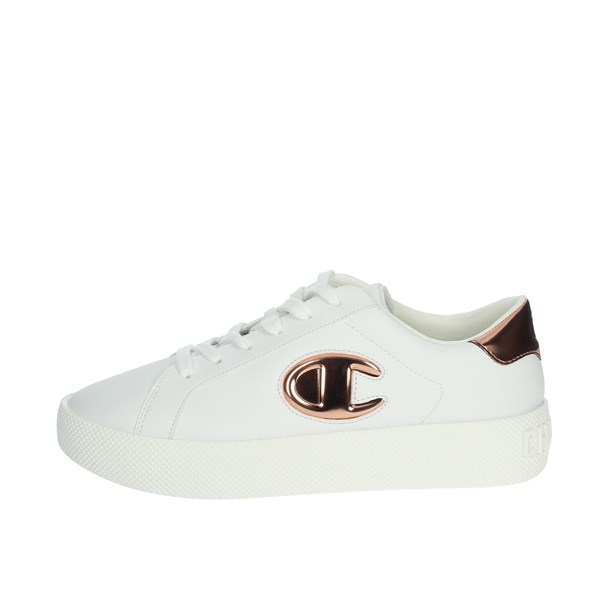 Champion Shoes Sneakers White/Pink S10948