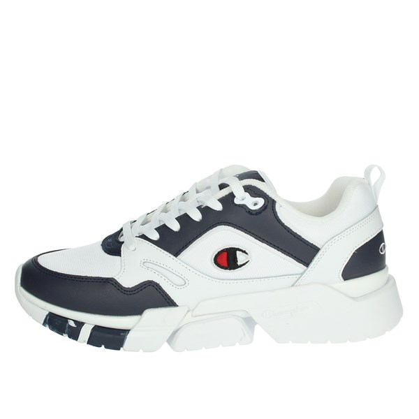 Champion Shoes Sneakers White/Blue S21288