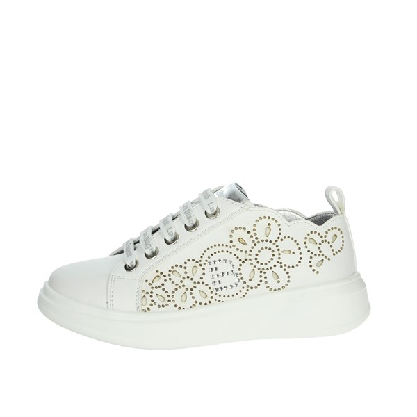 Laura Biagiotti Dolls Shoes Sneakers White 6084
