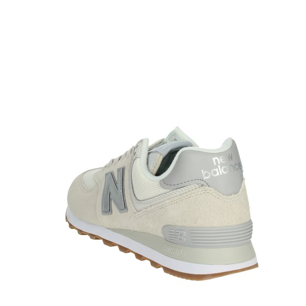 New Balance Shoes Sneakers Beige ML574SPS