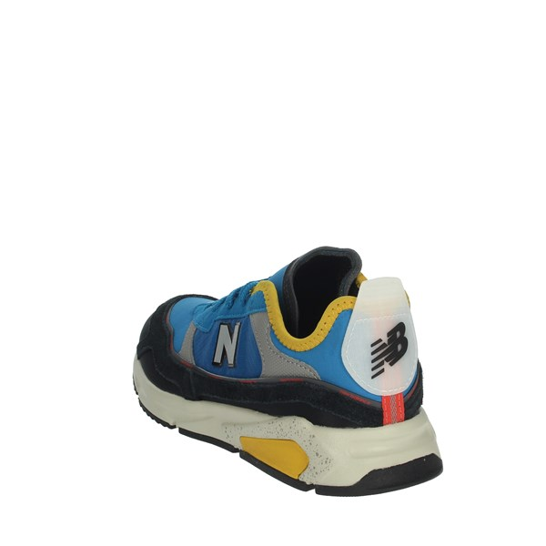 New Balance Shoes Sneakers Light Blue/Yellow GSXRCHSD