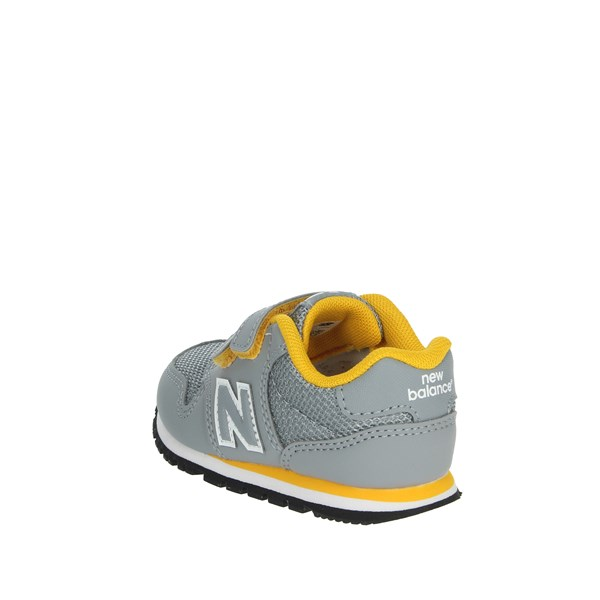 New Balance Shoes Sneakers Grey/Yellow  IV500RG