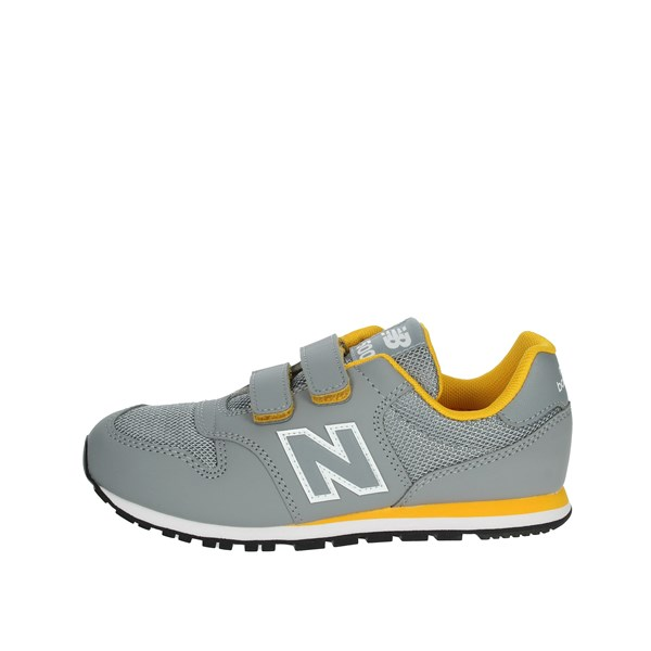 New Balance Shoes Sneakers Grey/Yellow  YV500RG