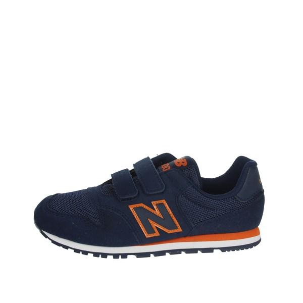 New Balance Shoes Sneakers Blue/Orange YV500CN