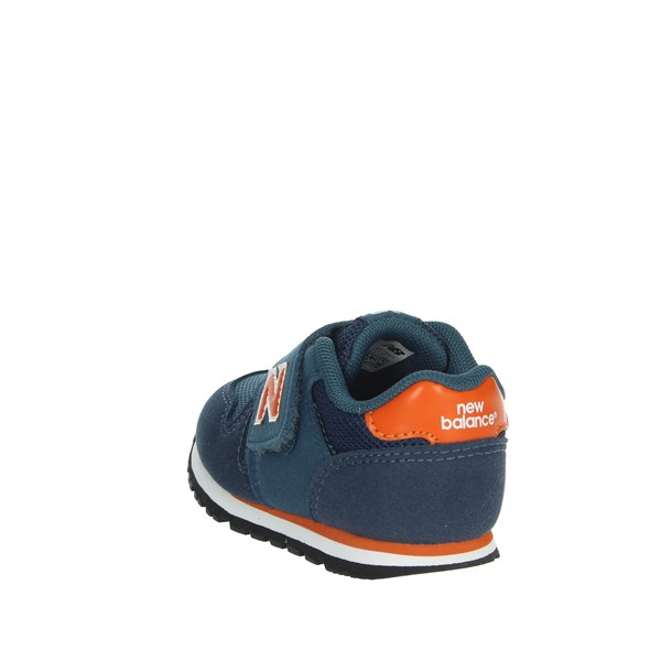 New Balance Shoes Sneakers Blue/Orange IV373KN