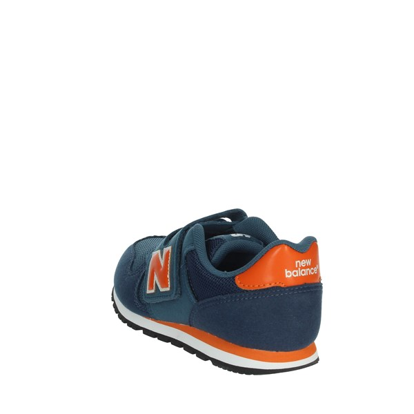 New Balance Shoes Sneakers Blue/Orange YV373KN