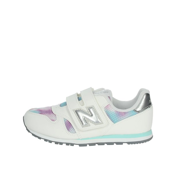 New Balance Shoes Sneakers White YV373GW