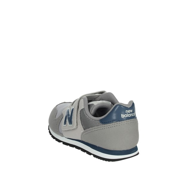 New Balance Shoes Sneakers Grey/Blue YV373KG