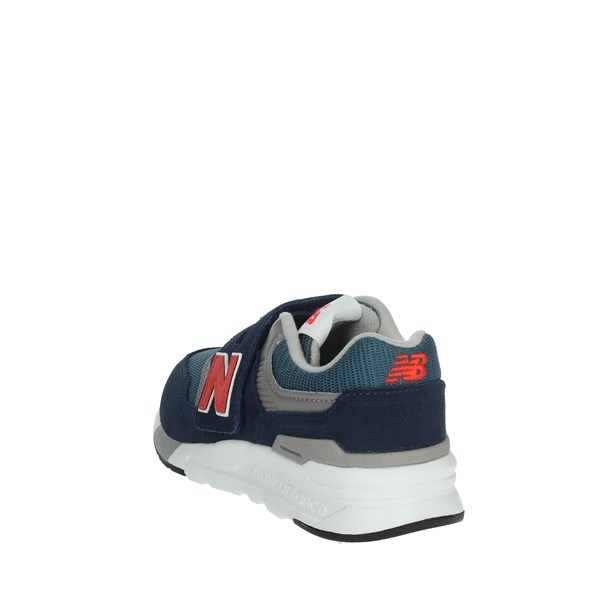 New Balance Shoes Sneakers Blue/Red PZ997HAY