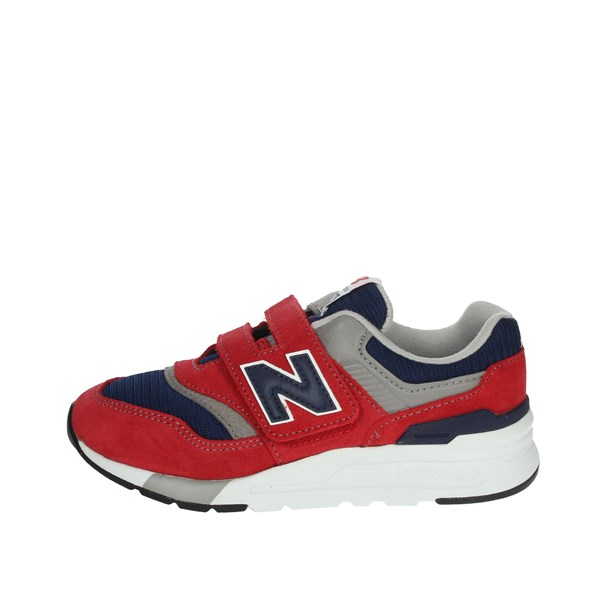 New Balance Shoes Sneakers Red/blue PZ997HBJ