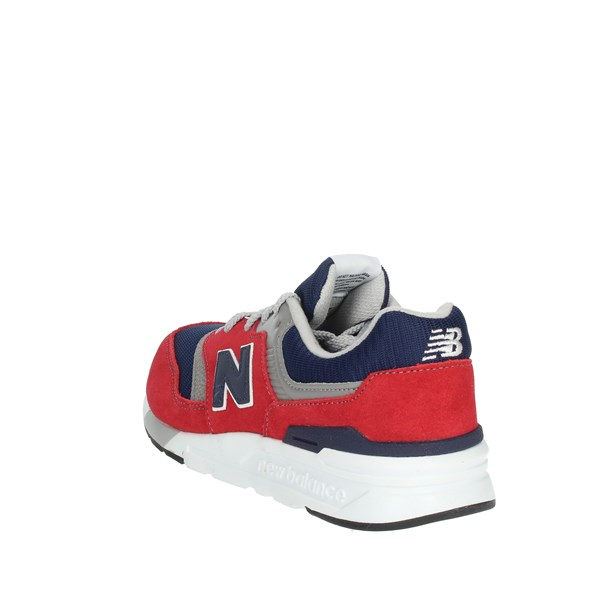 New Balance Shoes Sneakers Red/blue GR997HBJ