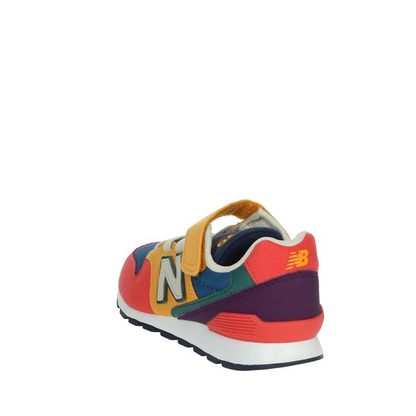 New Balance Shoes Sneakers Yellow YV996TRL